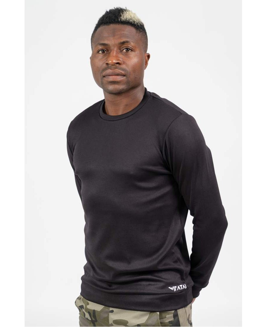Black Simple Shirt - Fatai Style