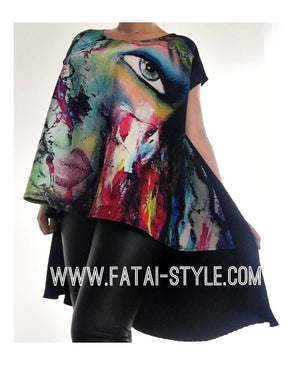 Top/Dress ''Colors'' - Fatai Style