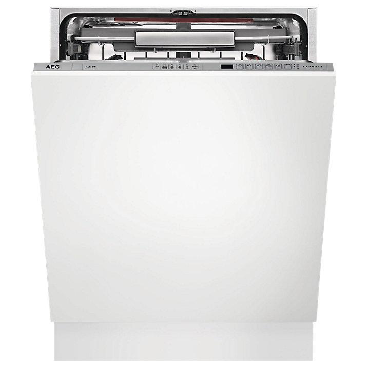FSS62800P Integrated AEG ComfortLift Dishwasher - Vama Kitchens Ltd
