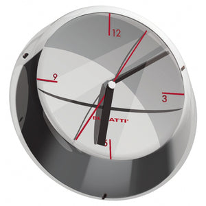 Bugatti - Glamour Clock, Chrome