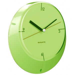 Bugatti - Glamour Clock, Apple Green