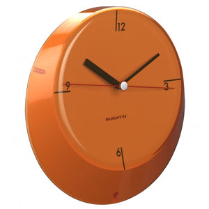 Bugatti - Glamour Clock, Orange