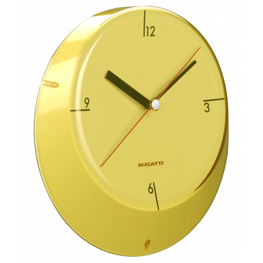 Bugatti - Glamour Clock, Yellow