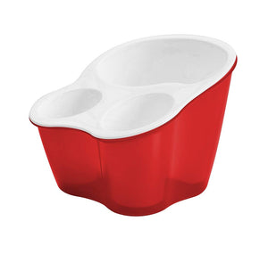 Bugatti - Glamour Easy Cutlery Drier, Red