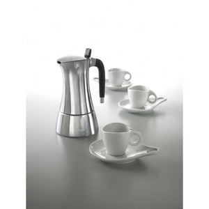 Bugatti - Milla Coffee Maker, 6 Cup