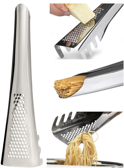 Sagaform - Pasta Server with Parmesan Grater