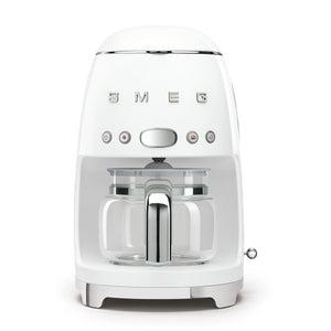 SMEG - 50's Drip Filter Coffee Machine, White