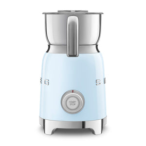 SMEG - 50's Milk Frother, Pastel Blue