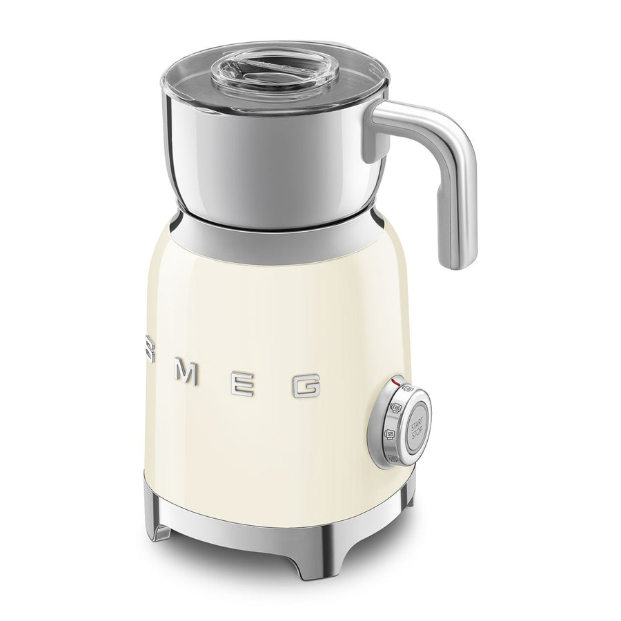 SMEG - 50's Milk Frother, Cream