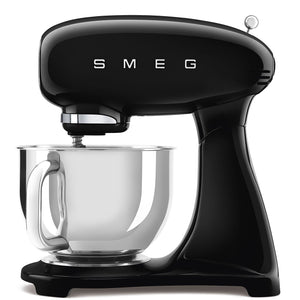 SMEG - 50's Stand Mixer Full Colour, Black
