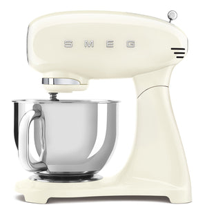 SMEG - 50's Stand Mixer Full Colour, Cream