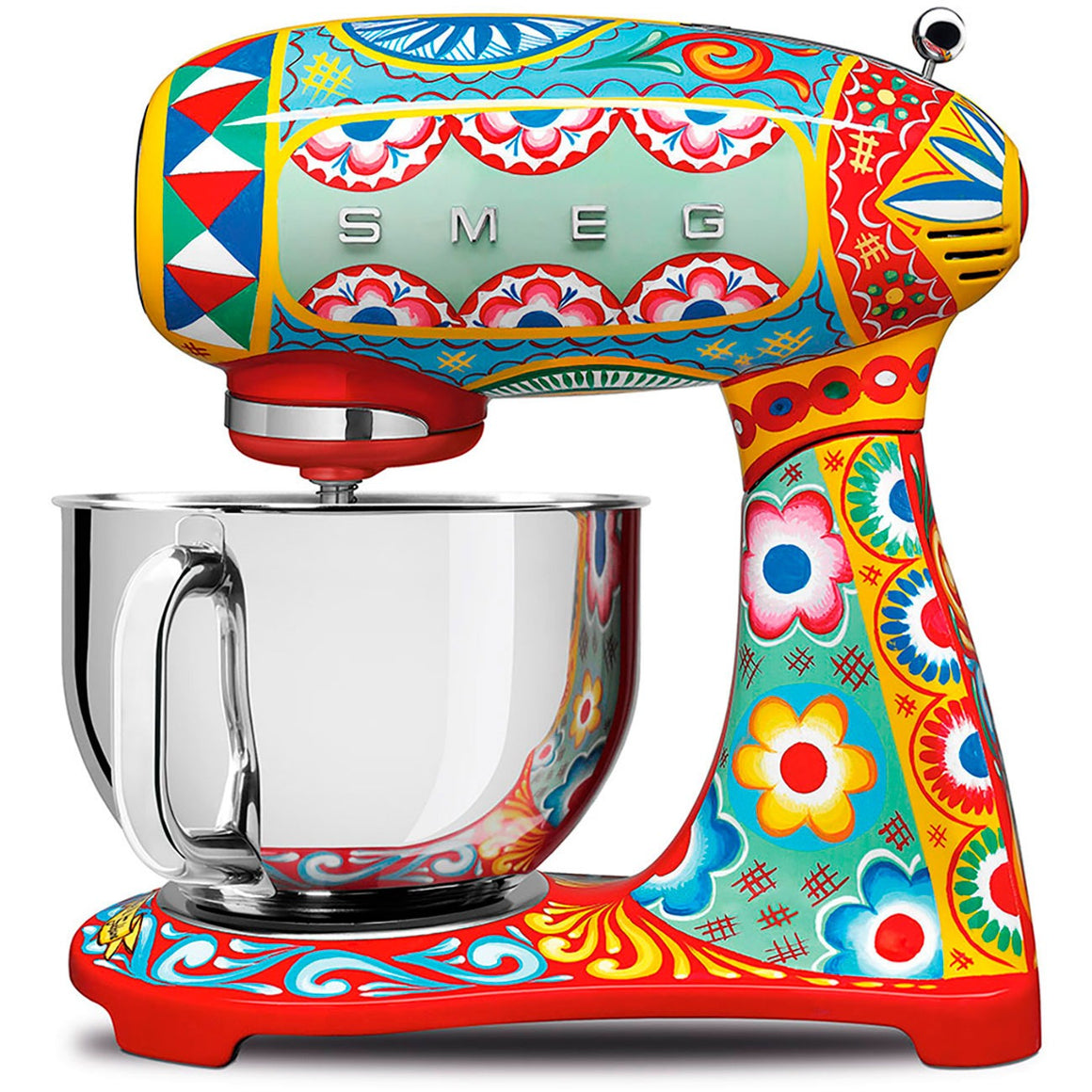 SMEG - 50's Stand Mixer Full Colour, Dolce & Gabbana