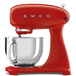 SMEG - 50's Stand Mixer Full Colour, Red