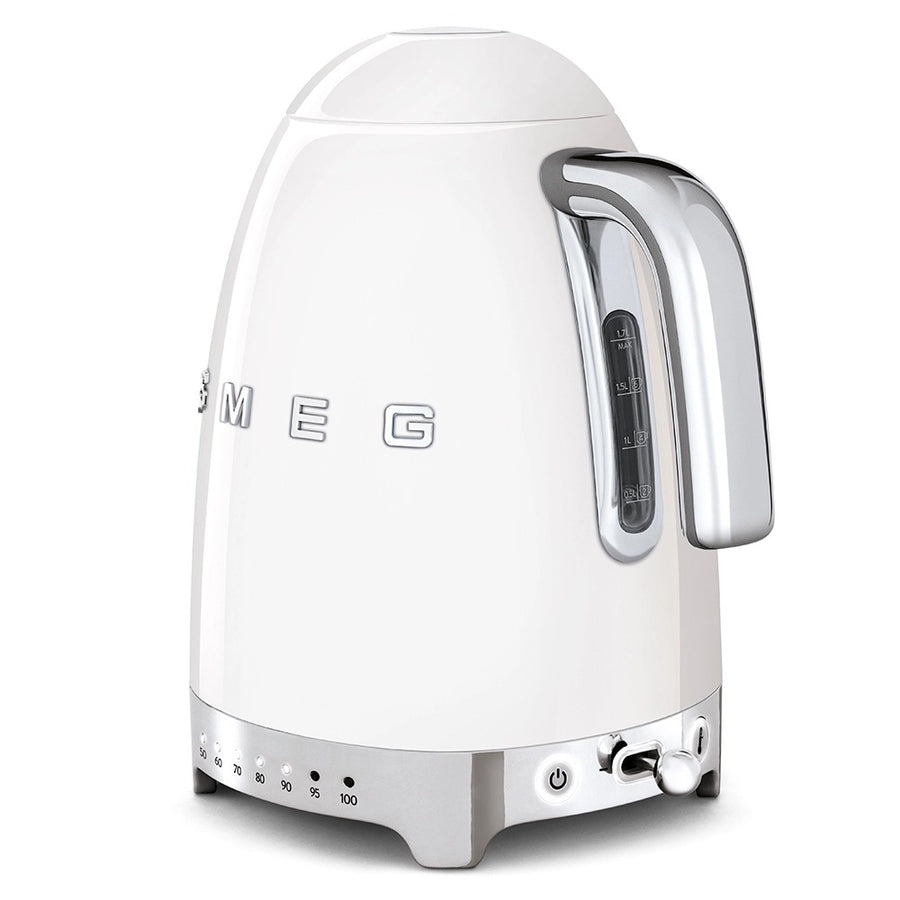 SMEG - 50's Variable Temperature Kettle, White