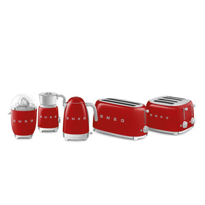 SMEG - 50's Variable Temperature Kettle, Red