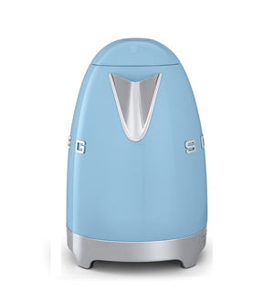 Smeg - 50's Retro Variable Temperature Kettle, Pastel Blue
