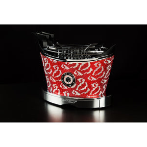 Bugatti - Siam Red Crystal Toaster