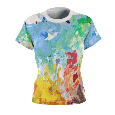 Wearable Paint T-shirt