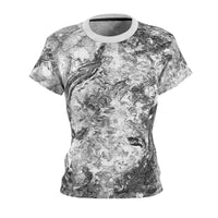 Black & White Paint T-shirt