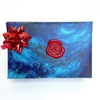 Midnight Blue Gift Wrap