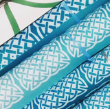 Celtic Blue Gift Wrap