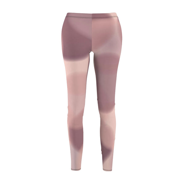 Mauve Magic - Women's Casual Leggings