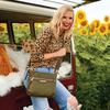 <i>the</i> EVERYDAY CROSSBODY <i>olive</i>