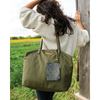 <i>the</i> ON-THE-GO TOTE <i>olive</i>