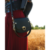 <i>the</i> SADDIE SADDLE BAG <i>black</i>