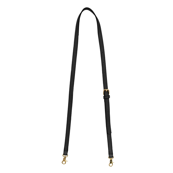 CROSSBODY STRAP <i>black</i>