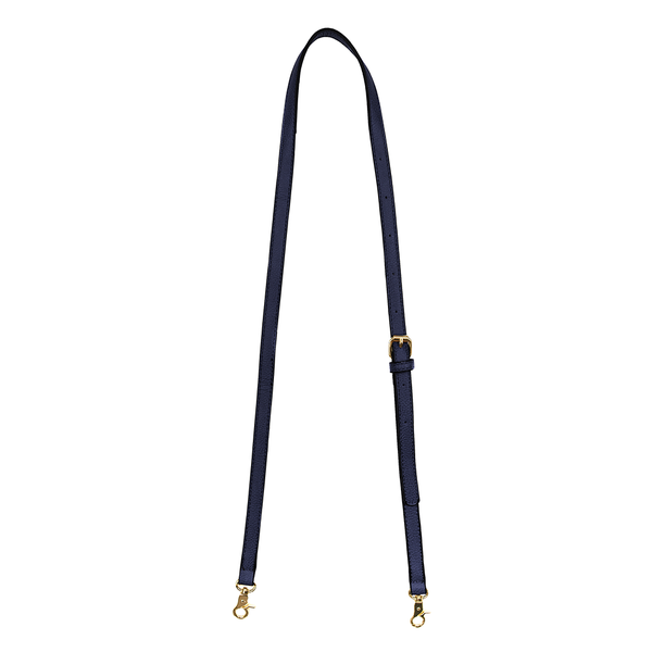 CROSSBODY STRAP <i>navy</i>
