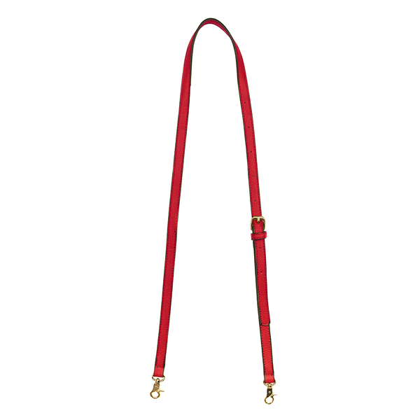 CROSSBODY STRAP <i>red</i>