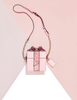 <i>the</i> ALL WRAPPED UP CROSSBODY <i>pink</i>