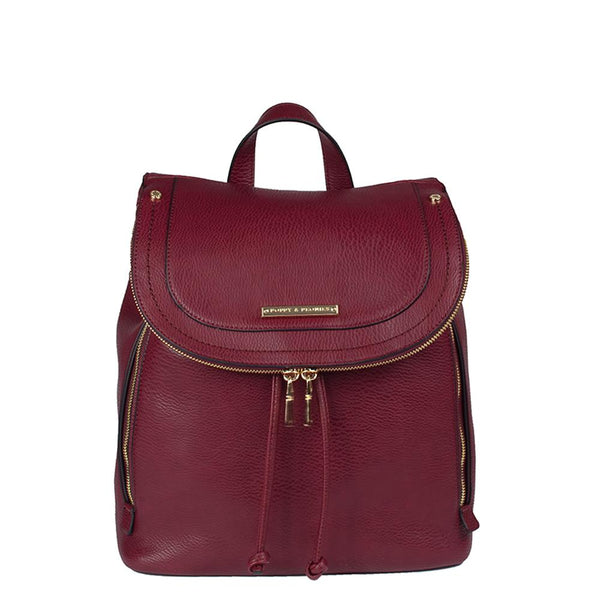 <i>the</i> KENSINGTON BACKPACK <i>berry</i>