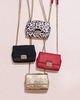 <i>the</i> BELLE OF THE BALL CROSSBODY <i>red</i>