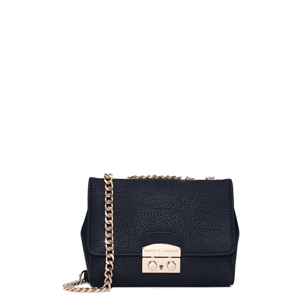 <i>the</i> BELLE OF THE BALL CROSSBODY <i>black</i>
