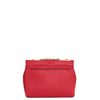 the BELLE OF THE BALL CROSSBODY red