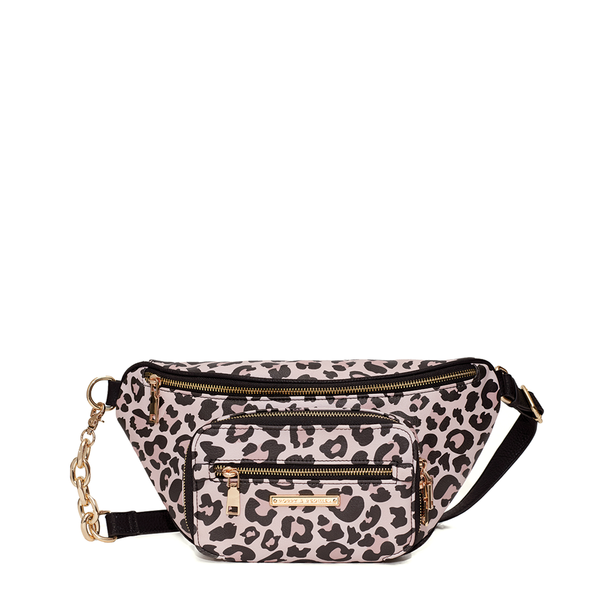 <i>the</i> BROOKE BELT BAG <i>leopard</i>