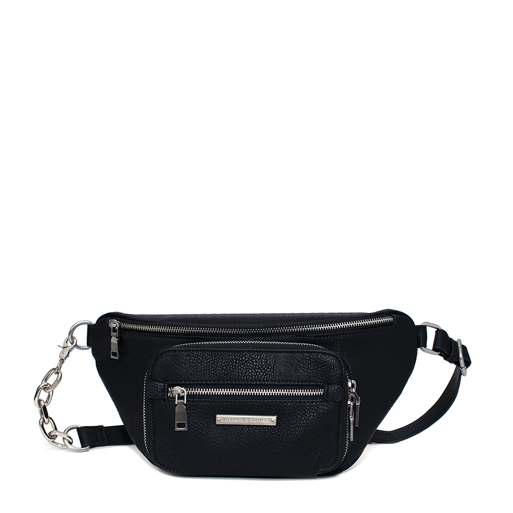 <i>the</i> BROOKE BELT BAG <i>black</i>
