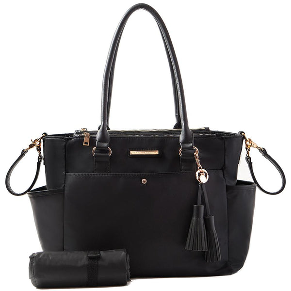 <i>the</i> BUMP BAG! <i>black</i>