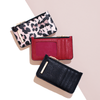 ALL YOU NEED CARD HOLDER <i>leopard</i>