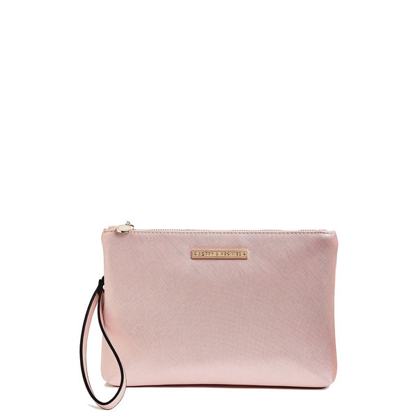 <i>the</i> DATE NIGHT CLUTCH <i>rosegold</i>