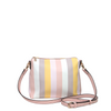 <i>the</i> COAST IS CLEAR TOTE <i>spring stripe</i>