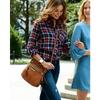 <i>the</i> EVERYDAY CROSSBODY <i>cognac</i>