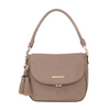 <i>the</i> DOWNTOWN CROSSBODY <i>taupe</i>