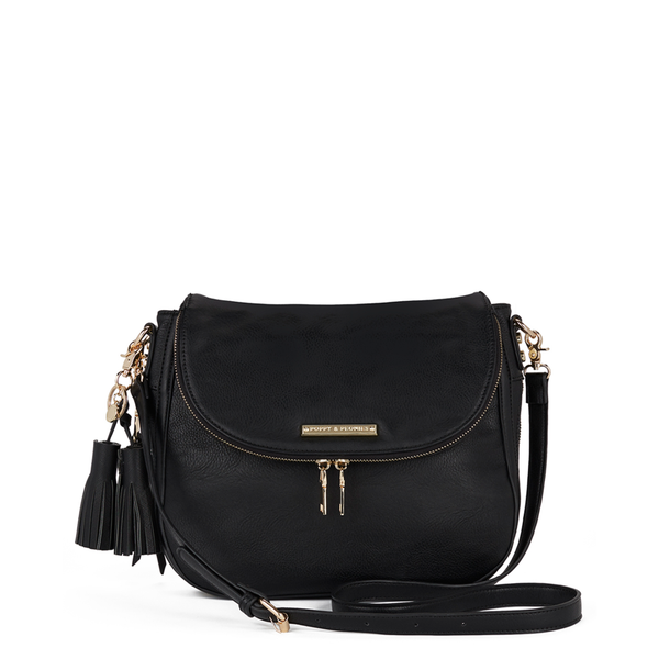<i>the</i> DOWNTOWN CROSSBODY <i>black</i>