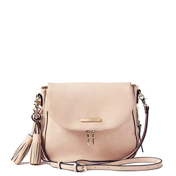 <i>the</i> DOWNTOWN CROSSBODY <i>nude</i>