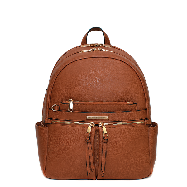 <i>the</i> EDDIE BACKPACK <i>chestnut</i>