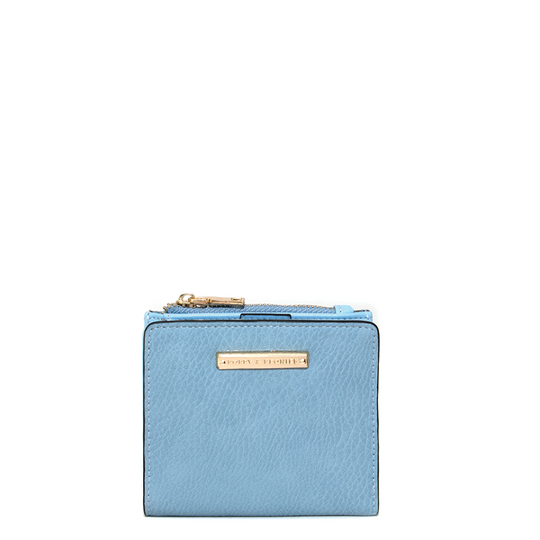 <i>the</i> ELOISE WALLET <i>azure blue</i>