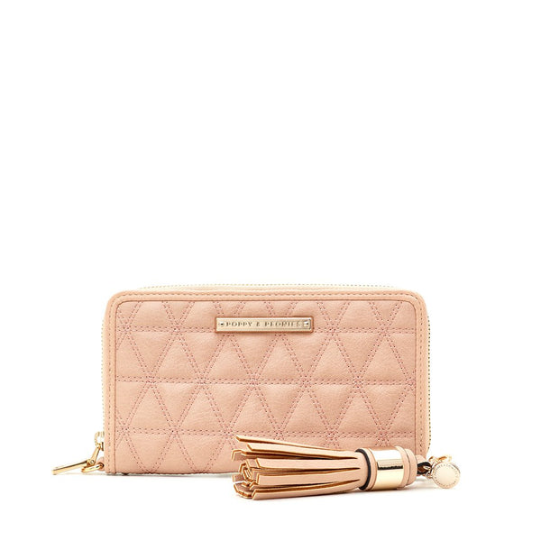 <i>the</i> QUILTED ESSENTIAL <i>blush</i>